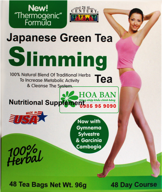 Green Tea Slimming